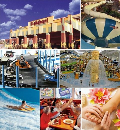 Kalahari resort wisconsin dells deals coupons