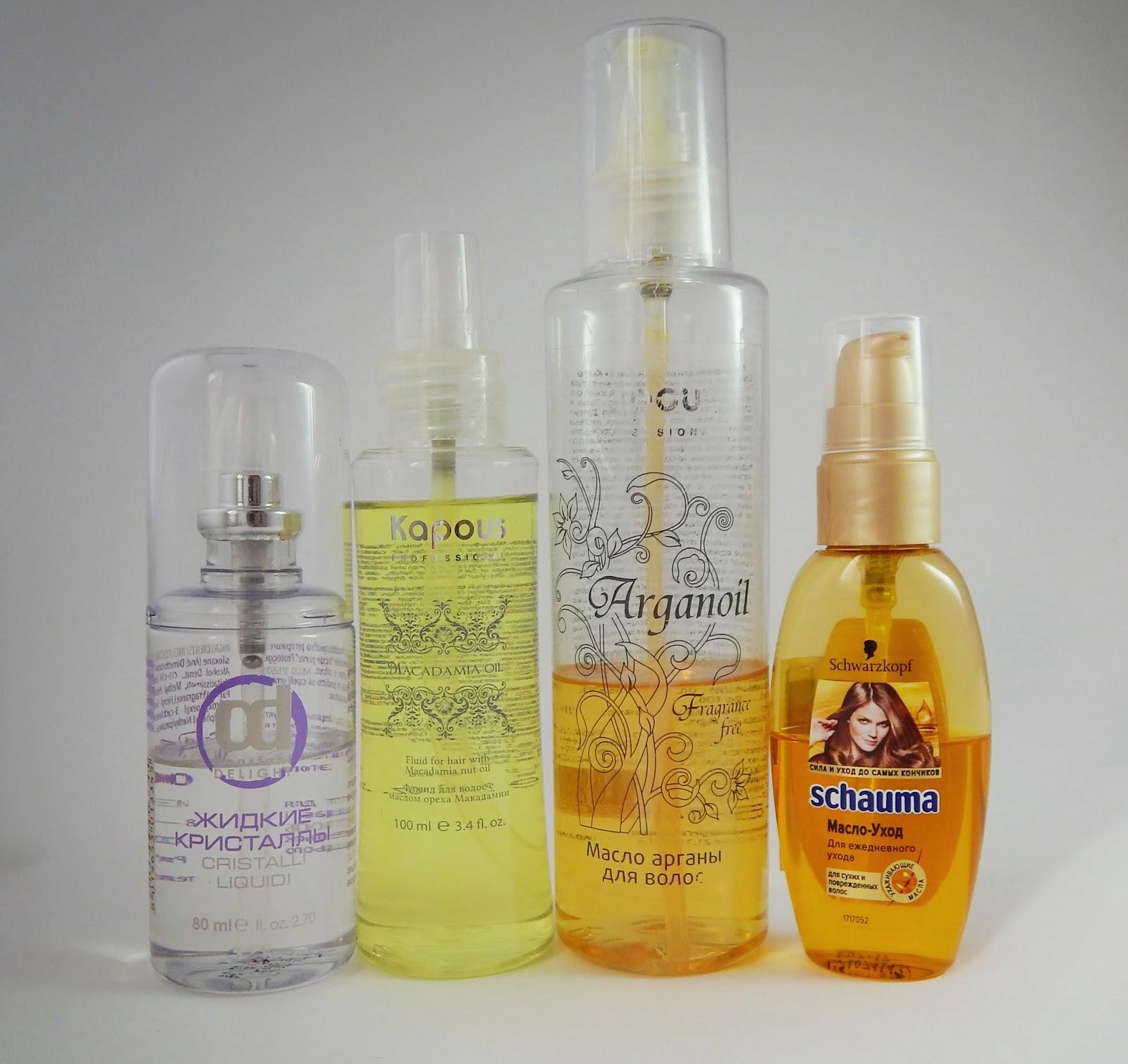 Чем отличается сыворотка от масла для волос