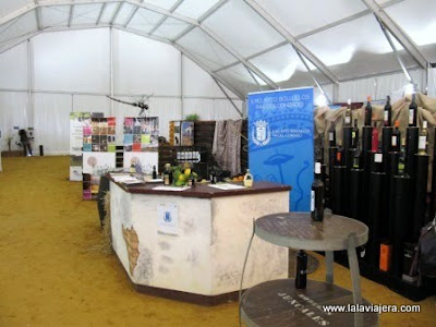 Vinos Bollullos Condado Feria Turismo Donana