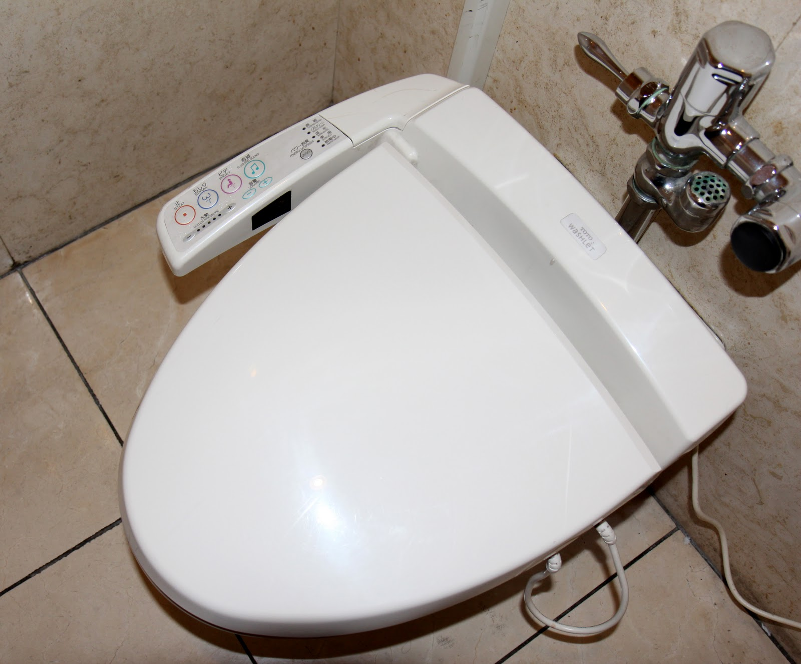 The Sea of Immeasurable Gravy: Lifting the lid on Japanese toilets