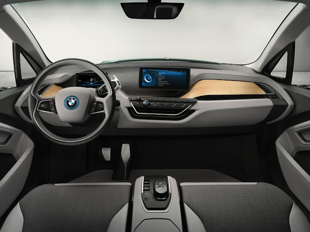 BMW i3 Will Cost $41,350*