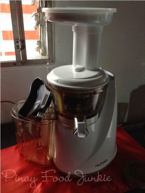 Bought Hurom juicer in Trinoma Philippines