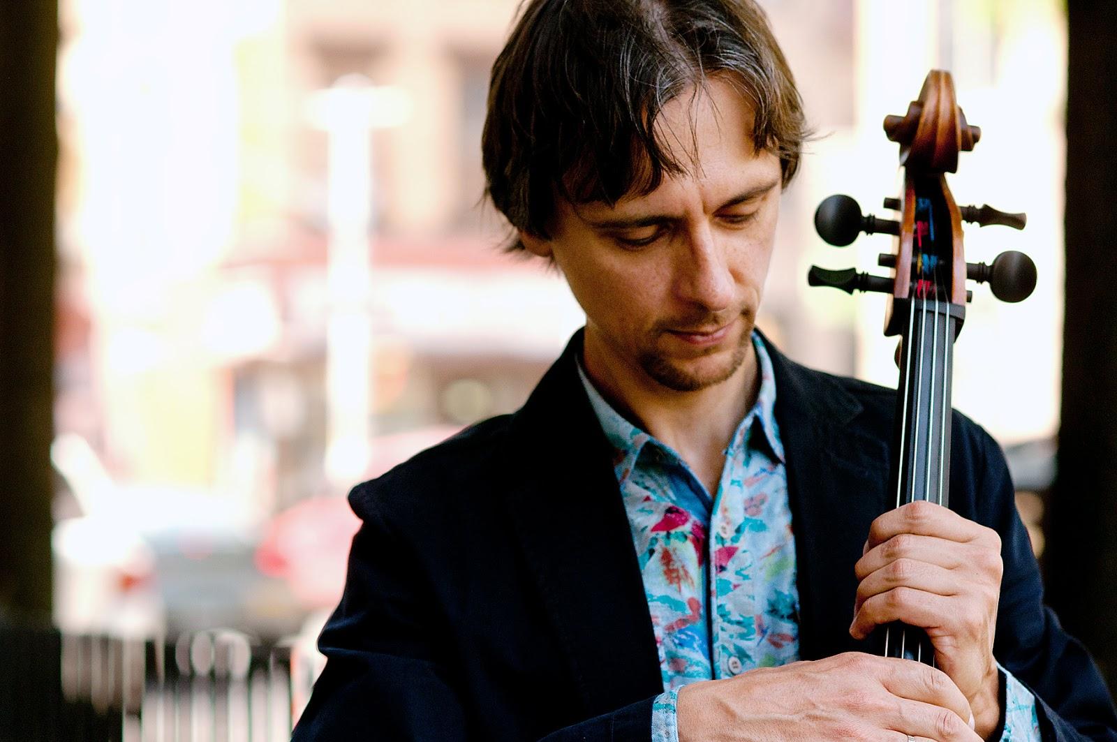 Classical Cellist Portrait
