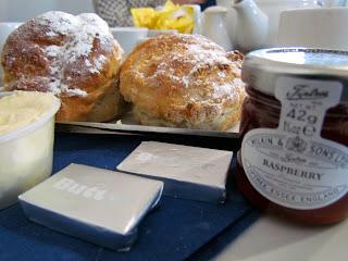 scones, butter, jam, tiptree, baking, British, cup of tea, cream, treat baking