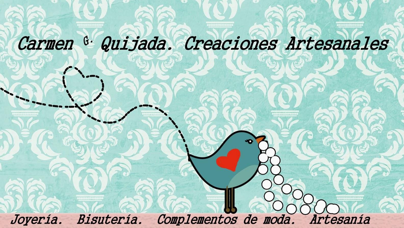 Creaciones Artesanales de Carmen G. Quijada