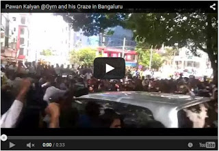 Pawan Kalyan @Gym and his Craze in Bangaluru | Latest Tollywood News | HD Videos
