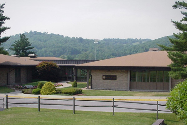 morgantown juvenile detention center