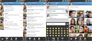 BlackBerry Messenger in Android