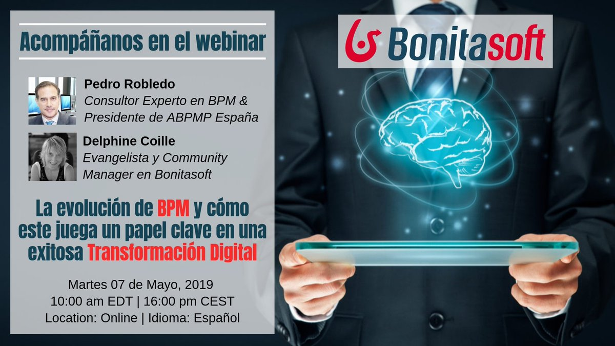 VIDEO: La evolución de BPM y su papel clave en una exitosa Transformación Digital