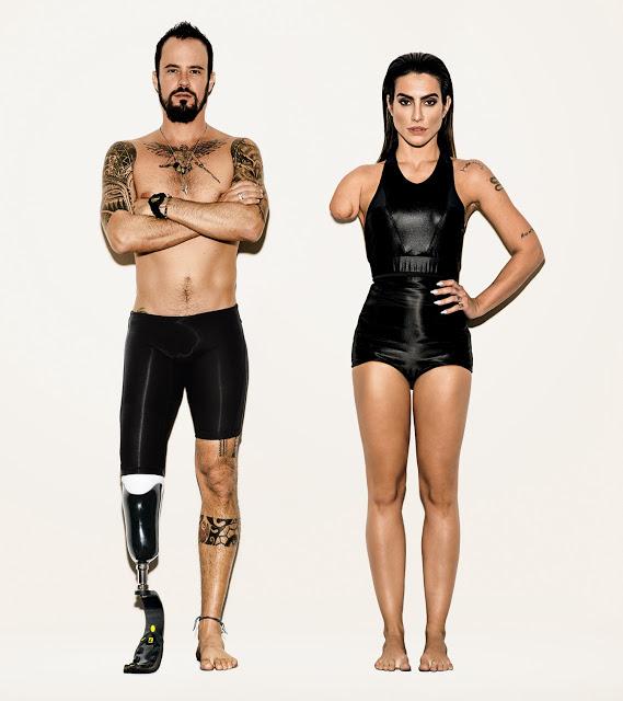 Somos Todos Paralímpicos: a campanha com Cleo Pires e Paulinho Vilhena