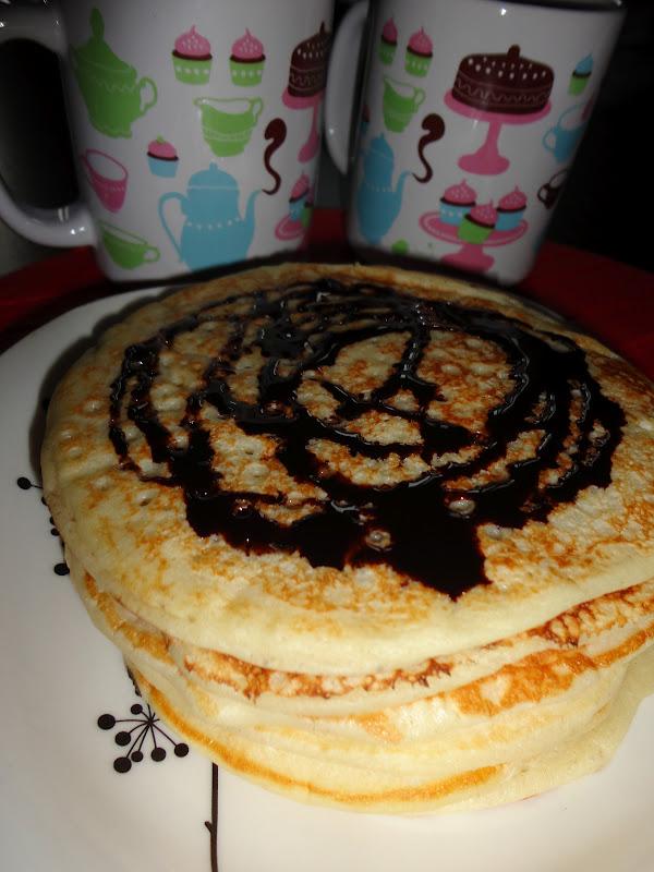 Dulces momentos reposter a creativa pancakes o - Ingredientes reposteria creativa ...