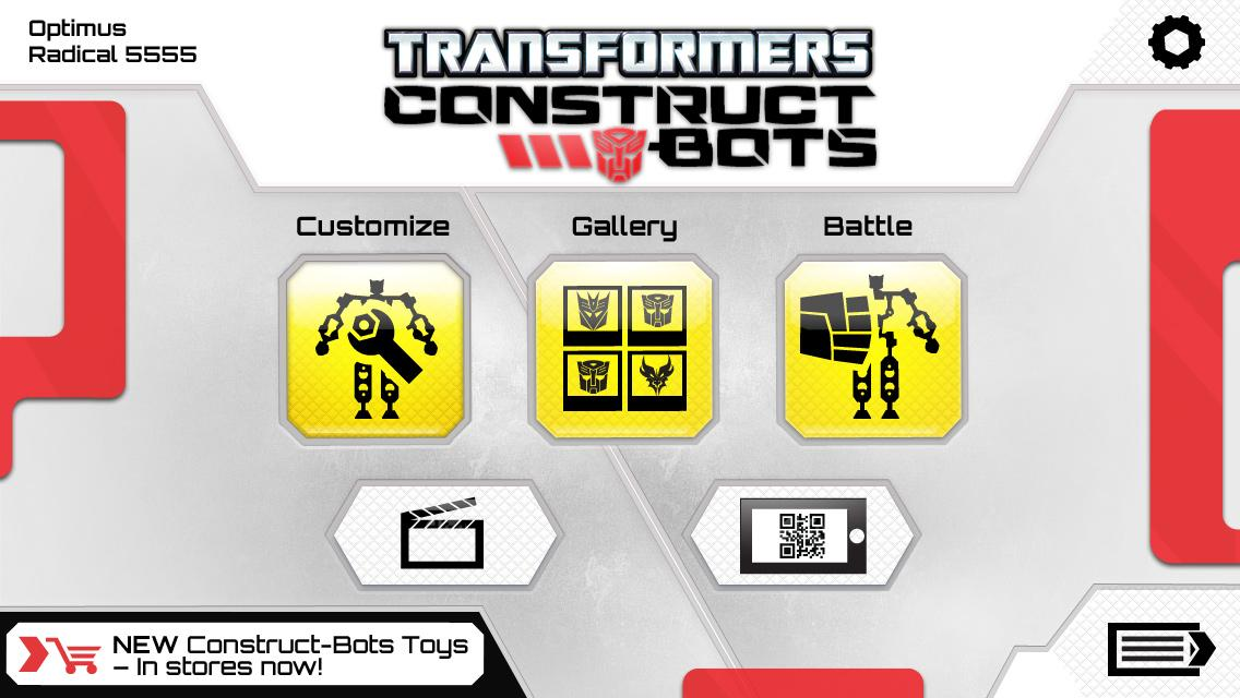 download Transformers Construct-Bots Apk
