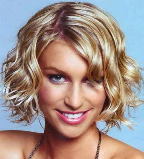 Haircuts For Triangular Faces