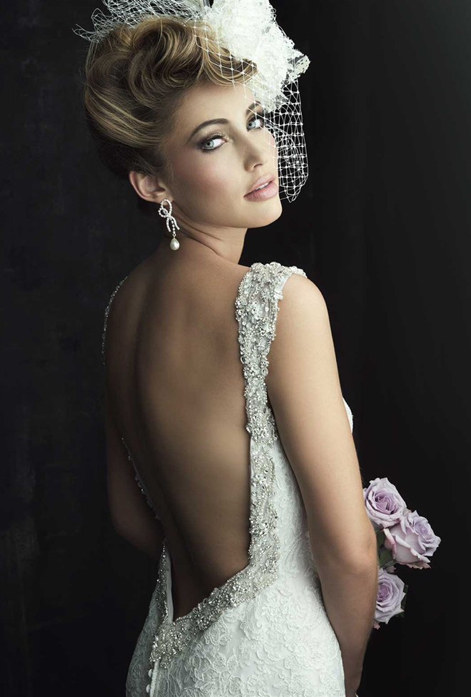 Allure Couture Fall 2013 Bridal Collection - Belle the Magazine ...