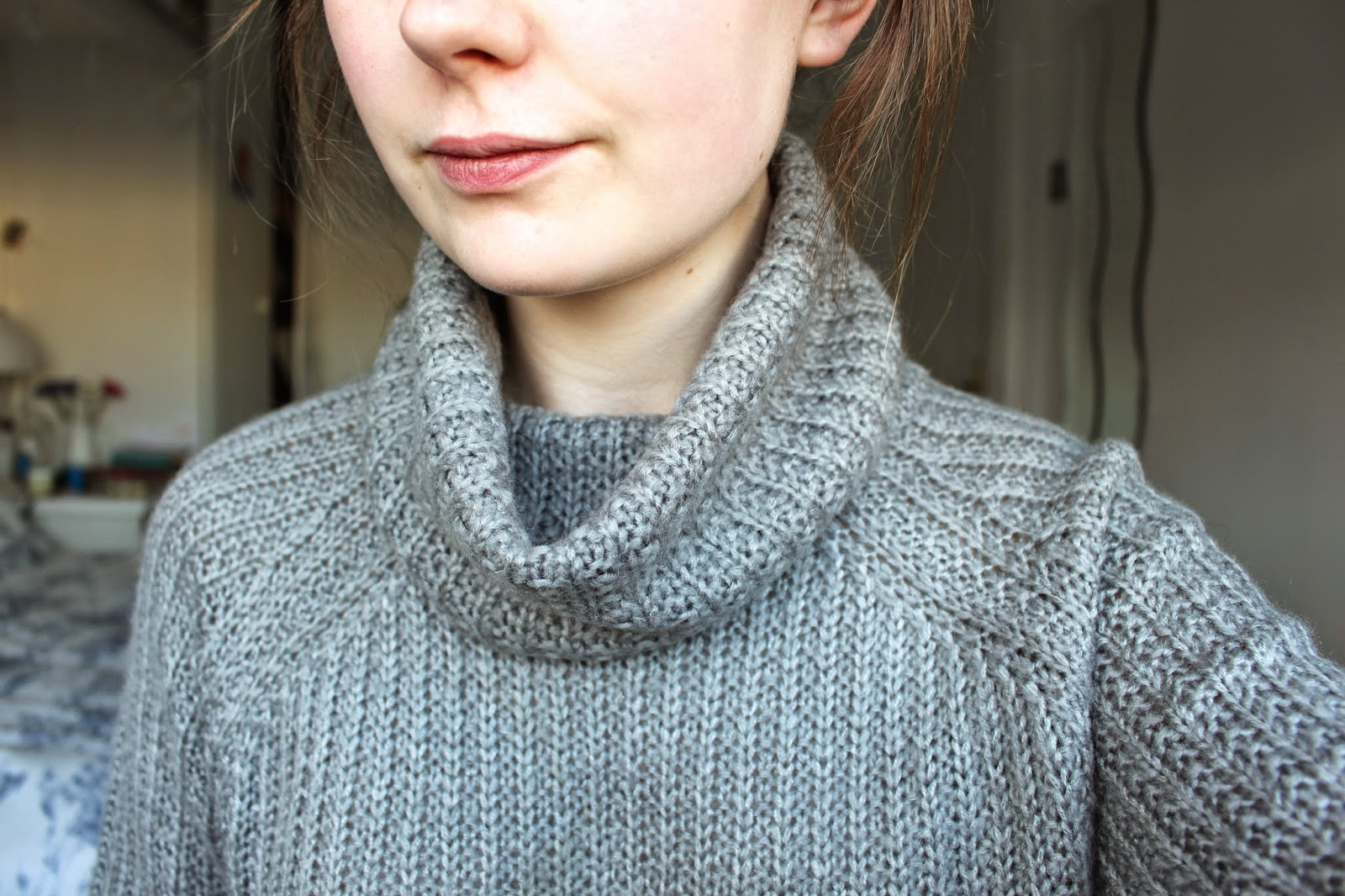 The Roll Neck Jumper
