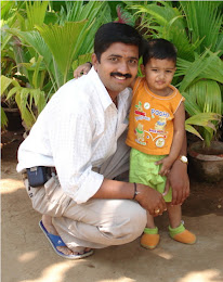 Prasanna With Nikhill.