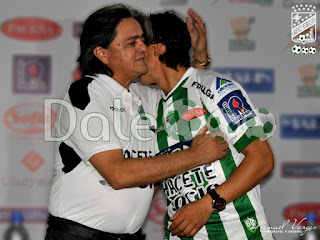 Oriente Petrolero - José Ernesto Álvarez - Marvin Bejarano - DaleOoo.com web del Club Oriente Petrolero