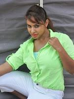 Srilekha Reddy latest Glam photo shoot-cover-photo