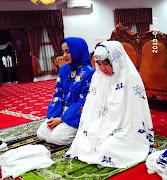 Marissa Haque: Kunjungan Menyapa Konstituen (Ba'da Sholat Maghrib di Rumah Dinas Walikota Bengkulu