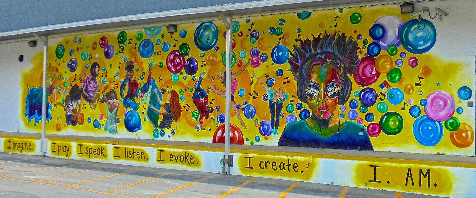 Tallahassee Daily Photo: Monday Mural