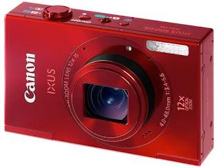 Canon IXUS 500 HS Front
