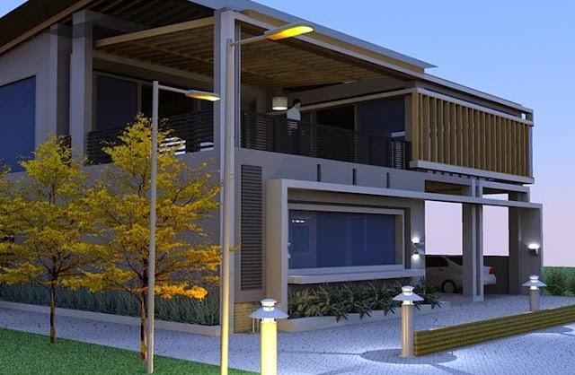 8 Gambar Rumah Modern Minimalis Terbaru