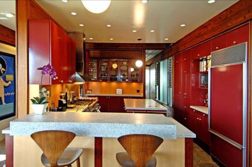 braxton and yancey mid century modern kitchens