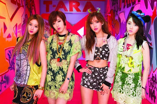 Lirik Lagu T-Ara I Don't Want You Lyrics