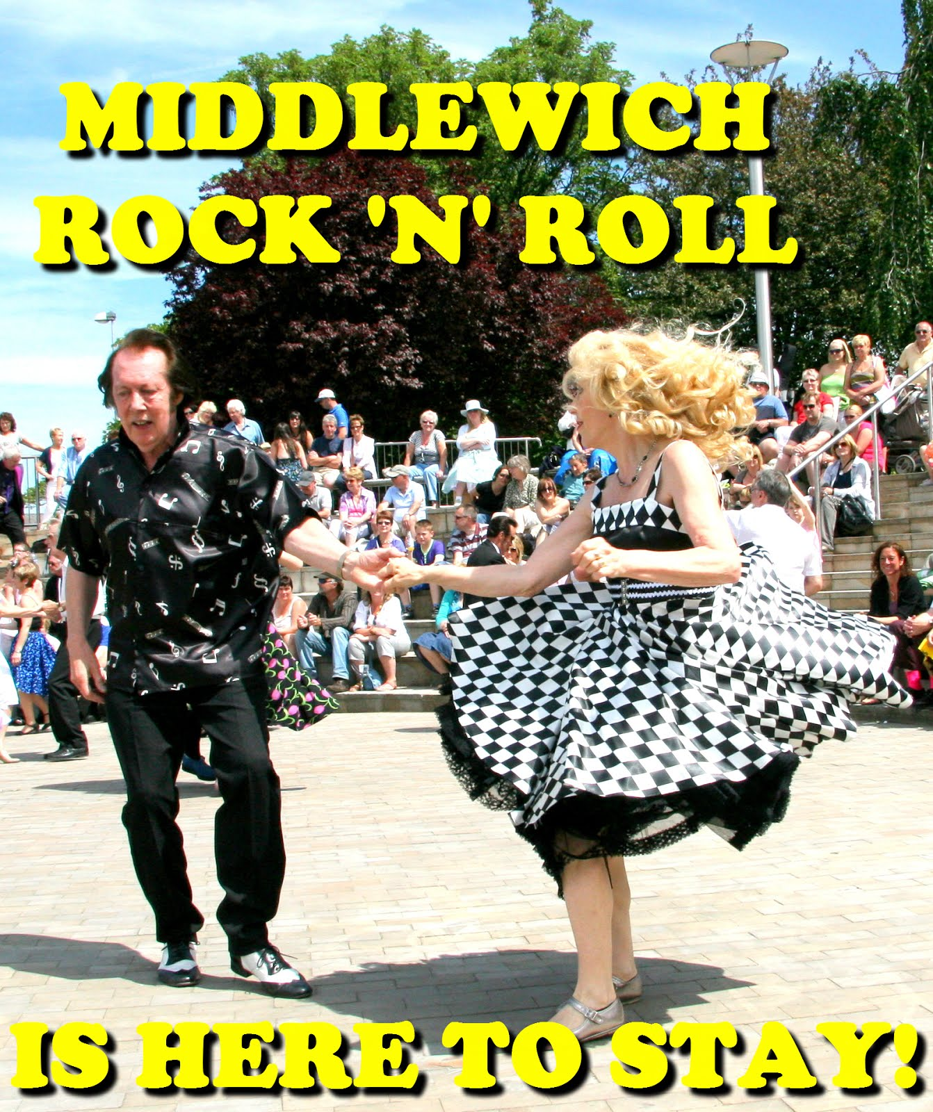 MUSIC IN MIDDLEWICH