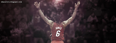 LeBron James Facebook Covers