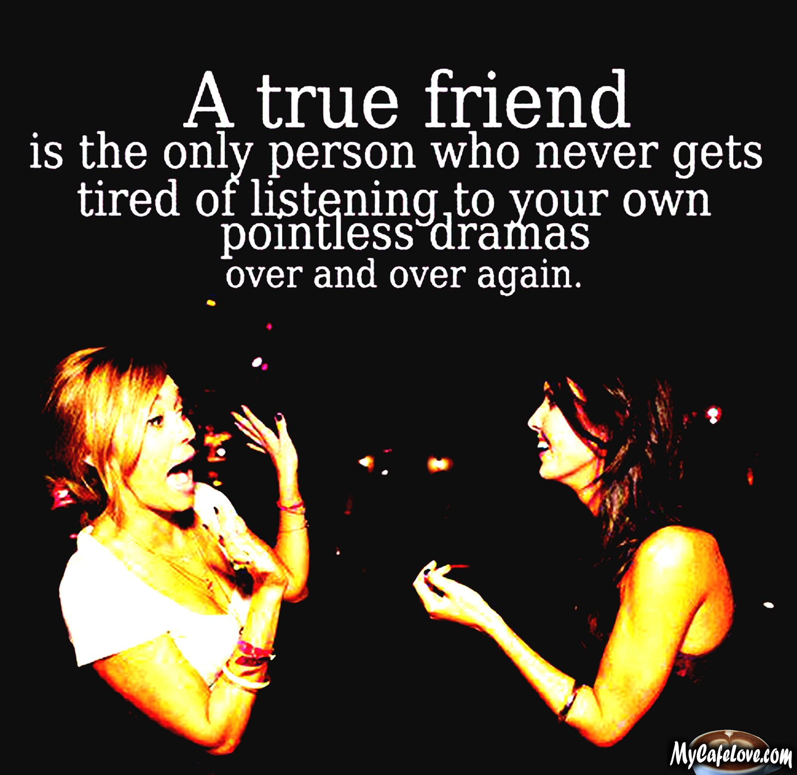 Friendship An Unspoken Promise Between Two People