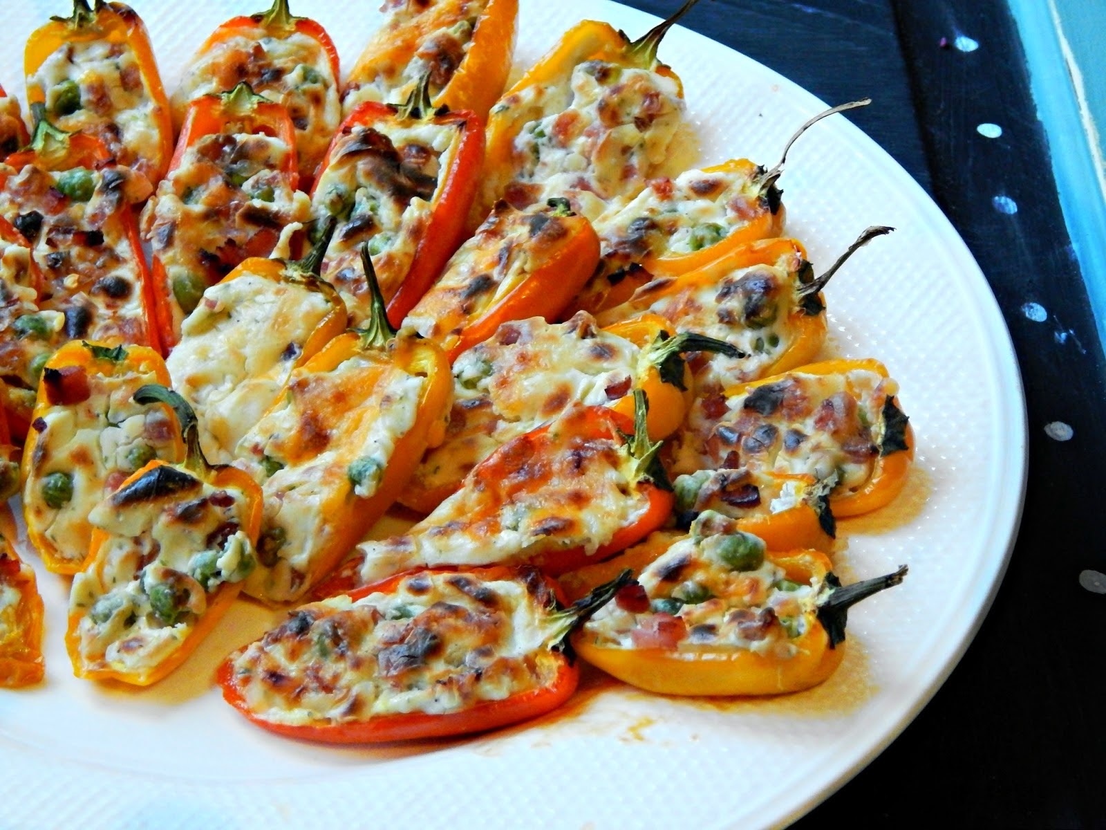 Sweet Stuffed Peppers, shared by Melissa Kaylene