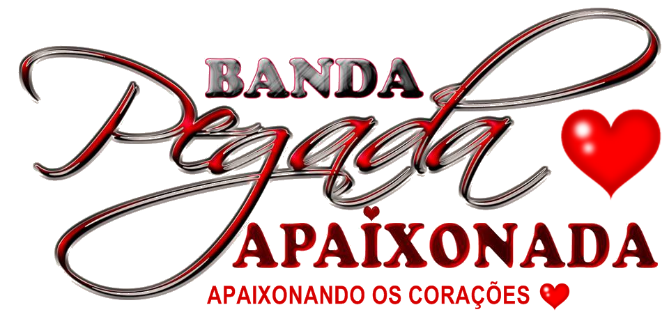 BANDA PEGADA APAIXONADA