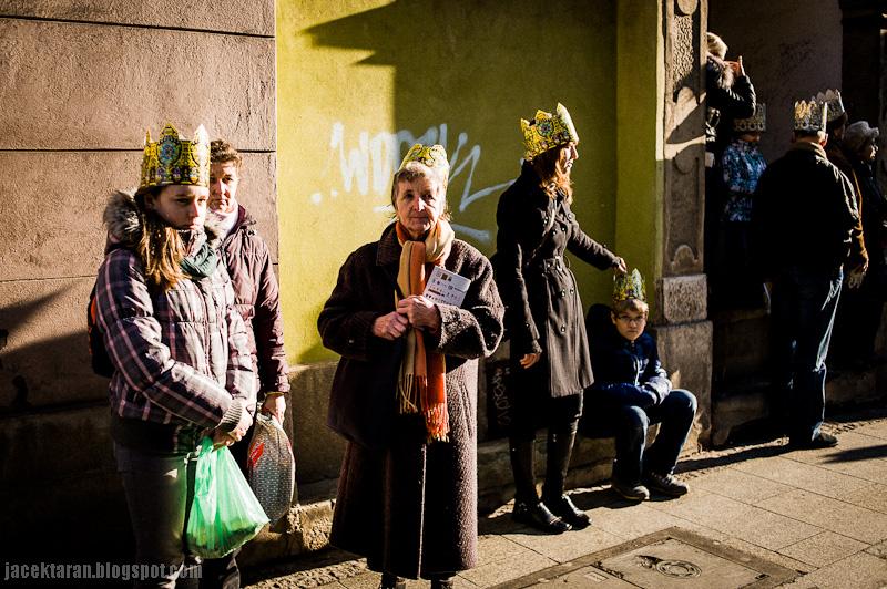 Orszak trzech kroli, krakow, fotografia, jacek taran