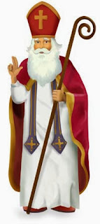 Sankt Nikolaus, Homeschool Blog, Bernice und Jan Zieba