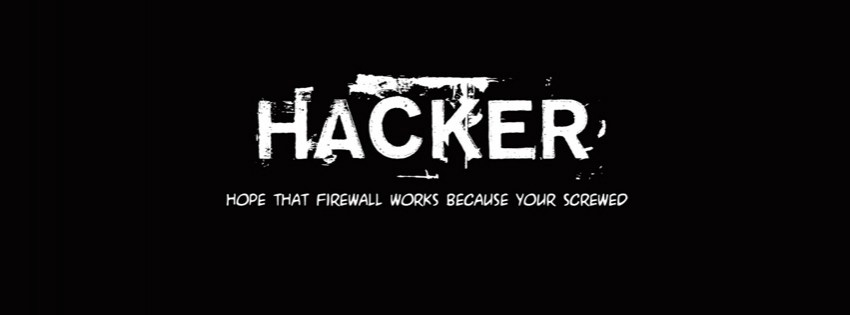 Firewall Works Because Your Screwed