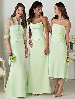 fotos de modelos de Vestidos de Madrinha