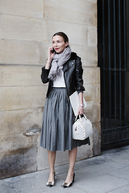 Street Style Chic: Louis Vuitton Paris