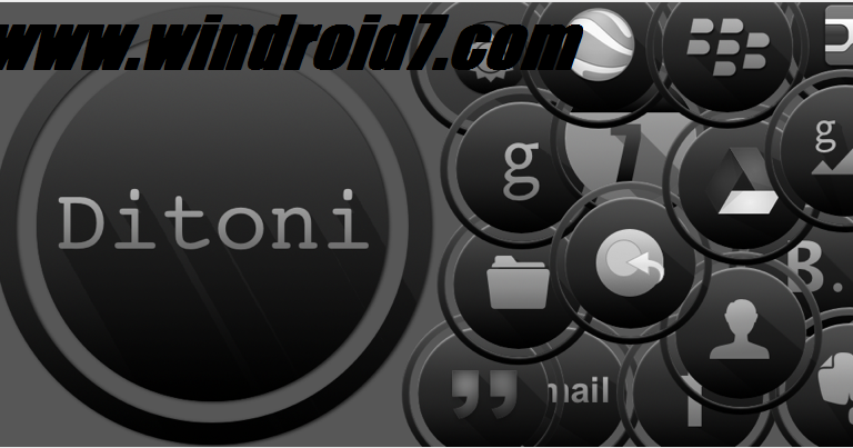 ... Black – Icon Pack v1.0 Apk | Juegos y aplicaciones para android