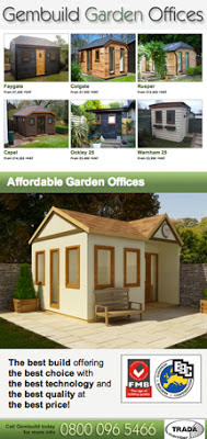 Gembuild Garden Offices