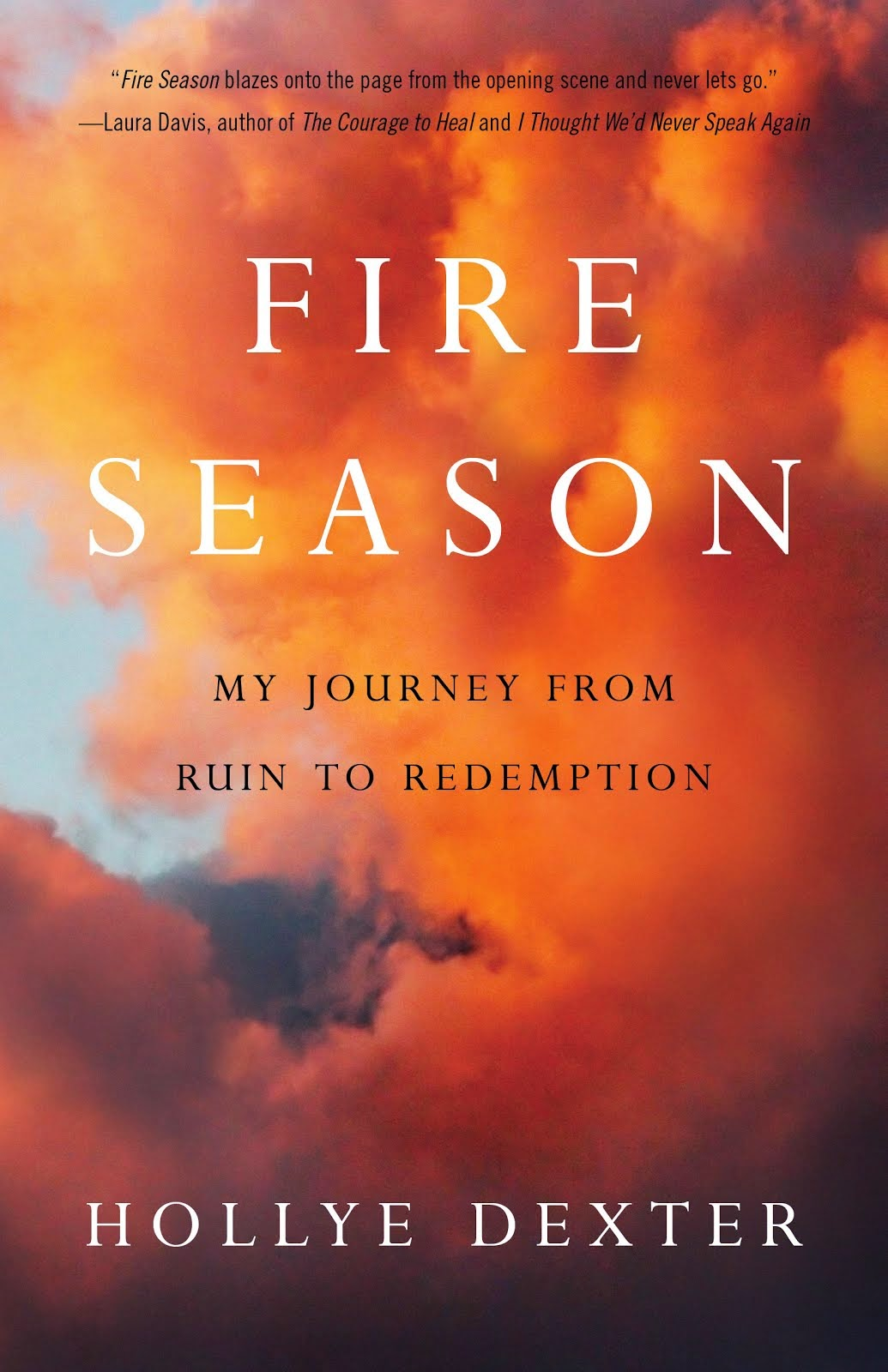 My new memoir FIRE SEASON is now available!