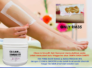 CLEAN & SMOOTH : RM35WM / RM40EM