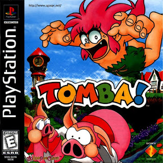 Free Download Tomba 1 PS1 ISO For PC Full Version GAME ZGASPC