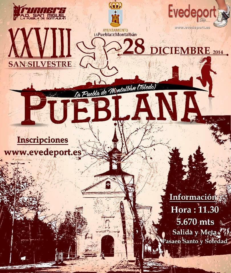 XVIIII San silvestre de La Puebla de Montalbán
