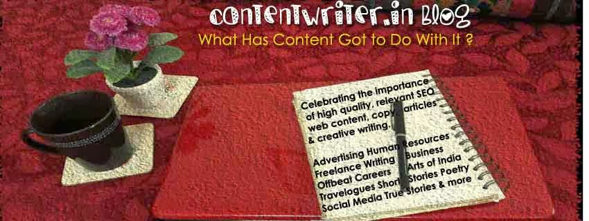 What Has Content Got To Do With It? Celebrating  High Quality Web Writing, Articles, Web Copy