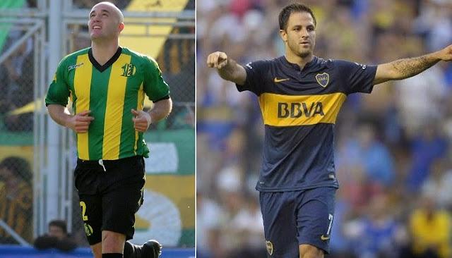 Boca vs Aldosivi en vivo