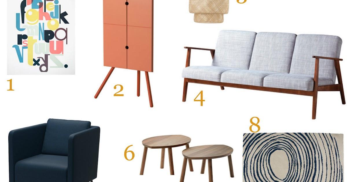 loulou gatou je refais mon salon avec ikea. Black Bedroom Furniture Sets. Home Design Ideas