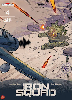Actualizacion 12/12/2015: Iron Squad. Se agrega Iron Squad #04 traducido por Floyd Wayne y maquetado por Koala.