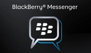 Blackberry Massanger BBM
