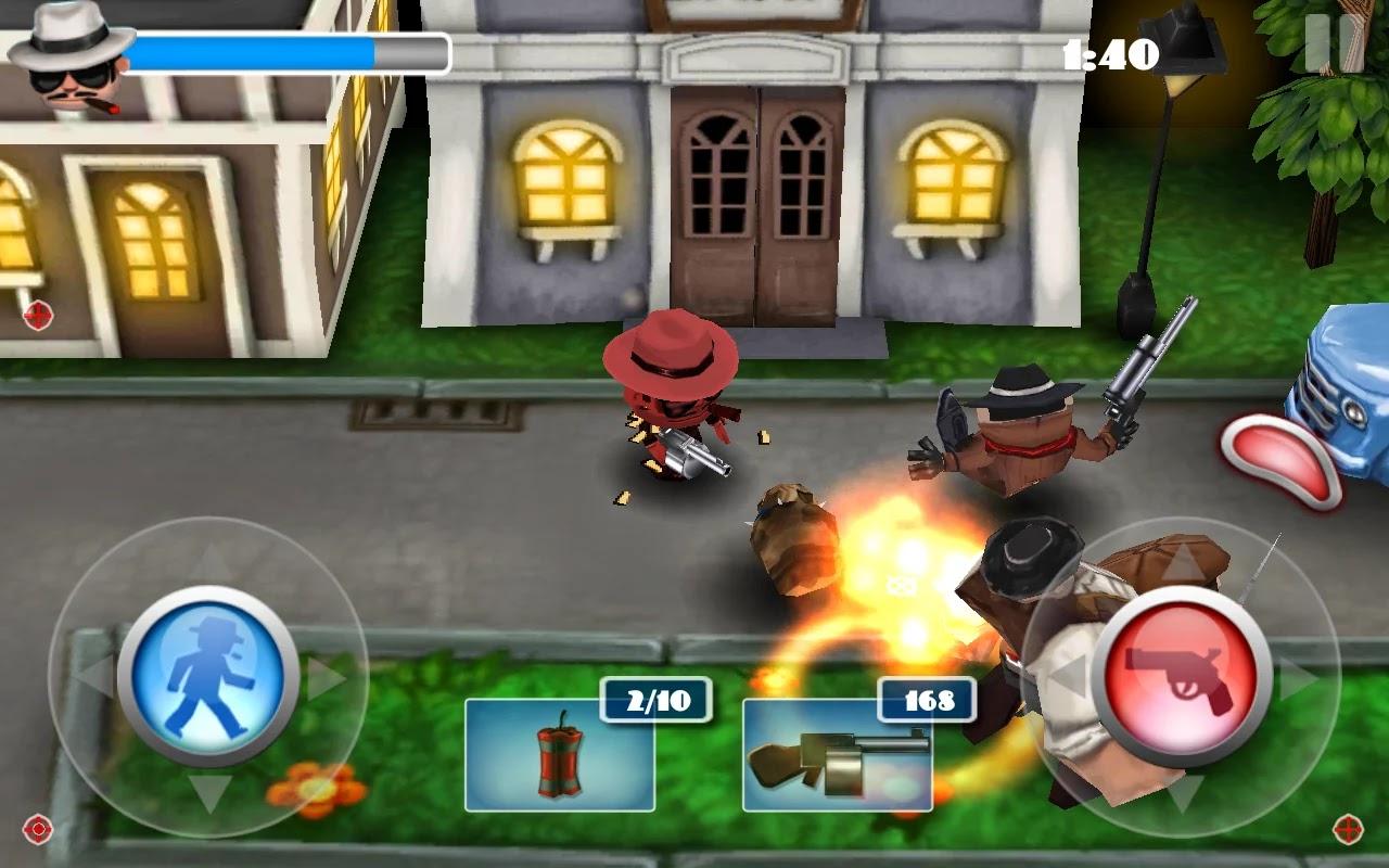 Mafia Rush v1.4.2 Mega Mod